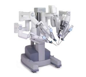urologista r j -robo da vinci