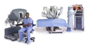 cirurgia robótica - equipe especializada
