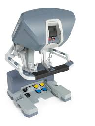 cirurgia robotica console
