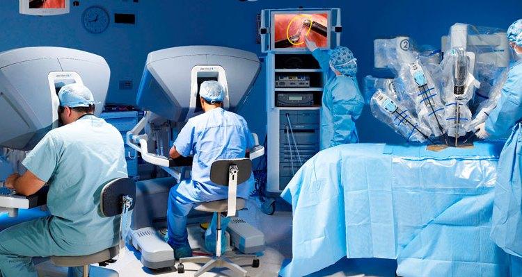 urologia róbotica