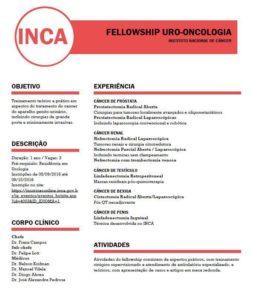 Urologia INCA