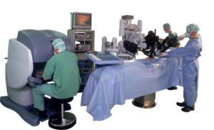 prostatectomia radical robótica - cirurgia robótica de próstata - equipe especializada