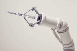 nefrectomia parcial robótica da vinci