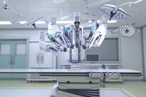 cistectomia radical robótica
